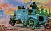 3) Prentbriefkaart Minerva M-14 van het Belgische leger. Collectie Wim den Dunnen.jpg